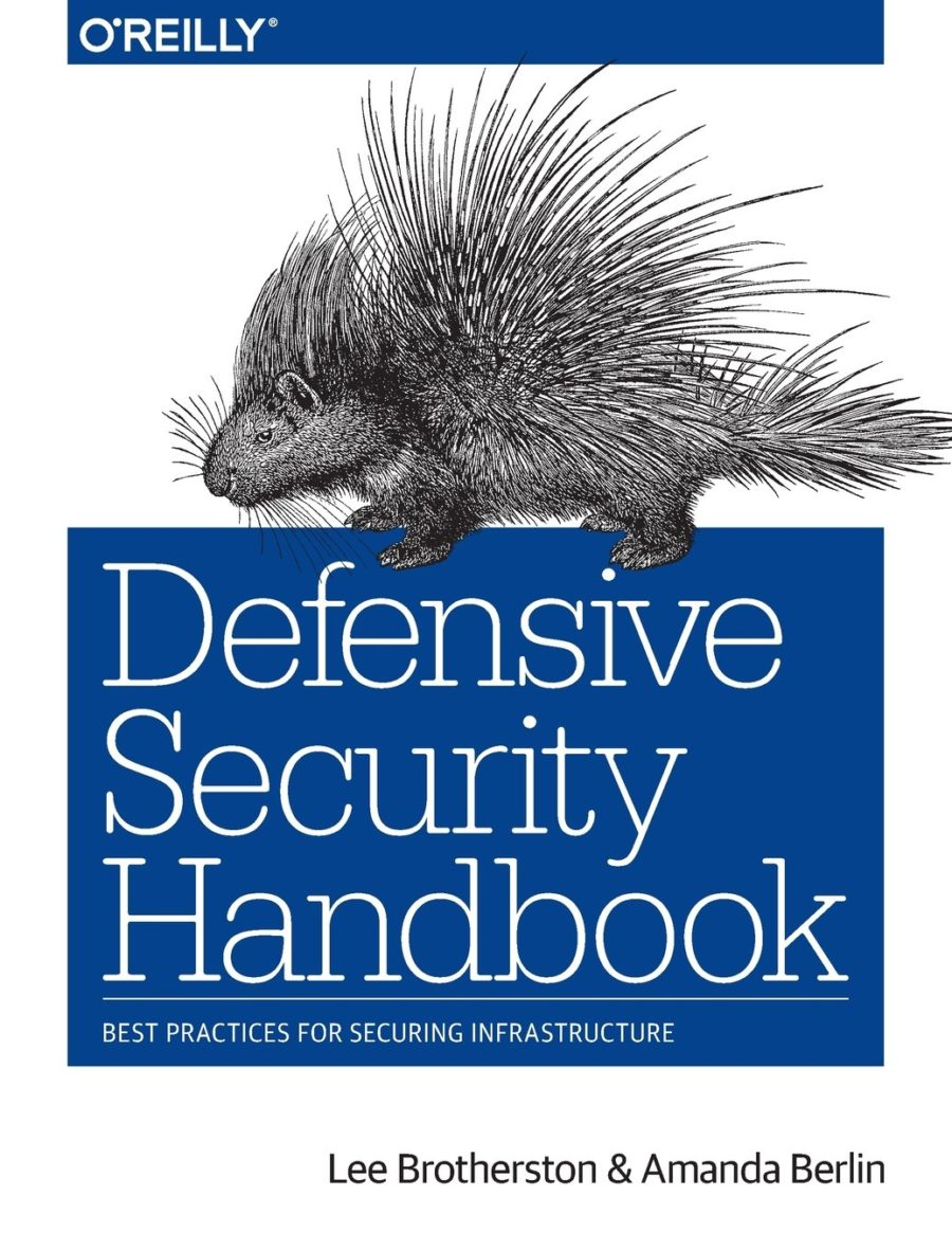 Get Your Copy of Defensive Security Handbook